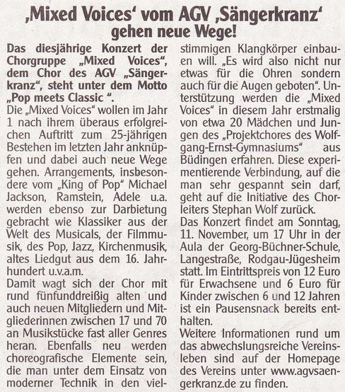 31.10.2012 Bürgerblatt