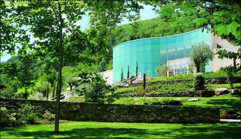 centro termale e laboratori Avène