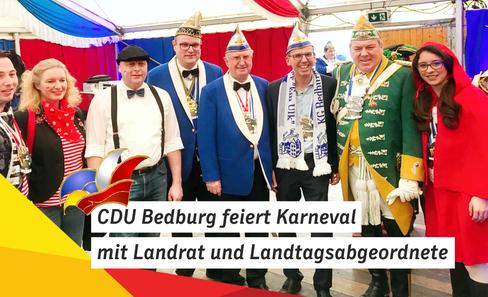 Karneval Bedburg 2018