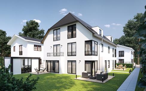 Neubau Immobilien in München errichtet von Kuc Bau.Direkt von Bauherren