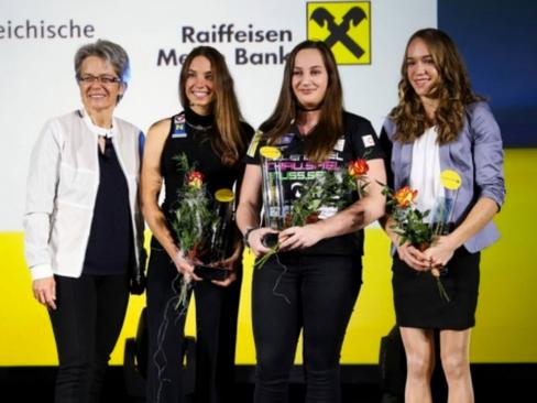 NÖ Nachwuchssportlerin des Jahres 2017