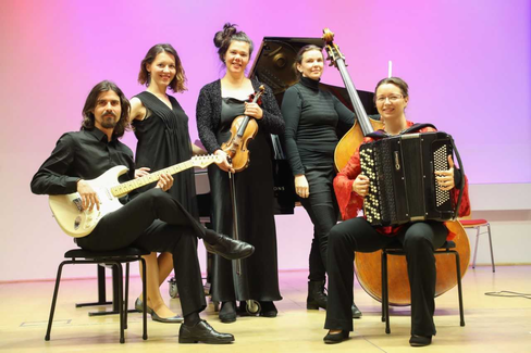 19. 10. 18 - Milonga mit Victor Toral's Tangata