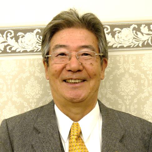 埼玉県立本庄高等学校同窓会 会長 狩野輝昭氏の画像