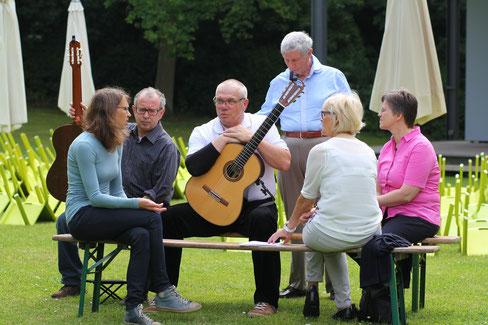 Tatyana Ryzhkova Gitarrenschule Bremen