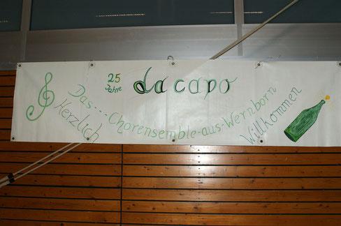 Da Capo  Konzert 2011 - Usingen-Wernborn