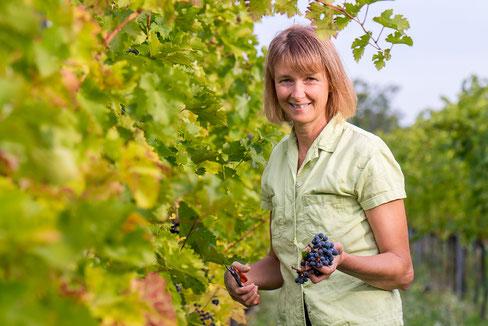 Susann Hanauer Weingut Wassmann, Bio, Demeter, natural wine, veganer Wein