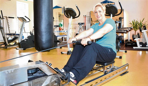 Viele neue Ideen hat Michaela Thomée, die neue Trainerin der Schenefelder Turnerschaft.