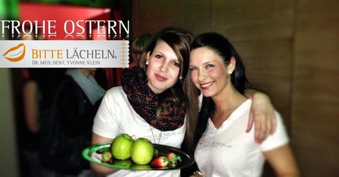 Ostern Grüße BITTE LÄCHELN