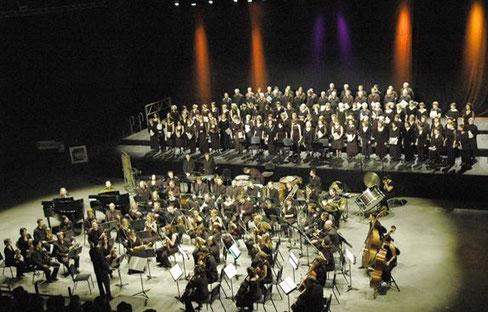Cantus Felix,Chorale Le Virelai,Noyon,2006