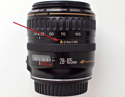Canon EF 28-105/3.5-4.5 USM