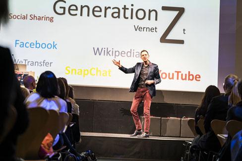 Felix Behm - Generation-Z-Experte / Ausbildungsexperte