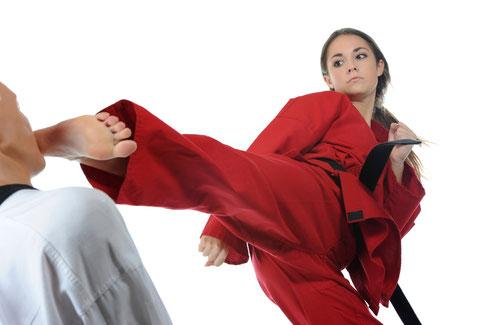 Kampfkunstschule Rosenheim - Wing Tzun für Jugendliche