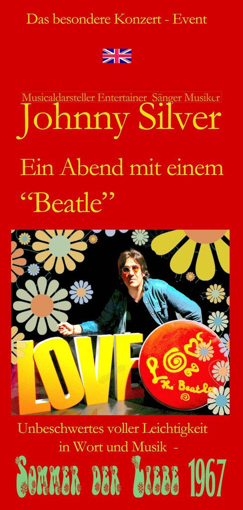 Johnny Silver - Ein Abend mit einem Beatle - Lennon Tribute