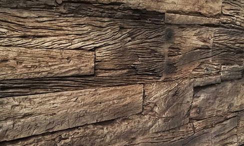 Kunststoff Altholz Wandpaneele für natürliche Wandgestaltungen - Timber wood