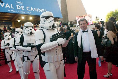 Cannes 2005 (©Lionel Cironneau)