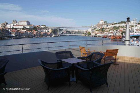 MS DOURO SERENITY in Porto