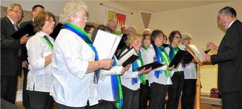 Liederabend zum 35-jährigen Vereinsjubiläum - 2015