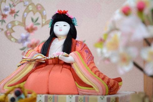 喜久絵の平飾り 姫
