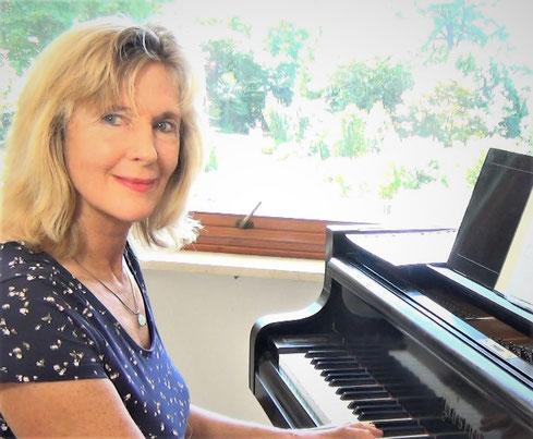 Healing music Irina Reylander Piano Harmonie