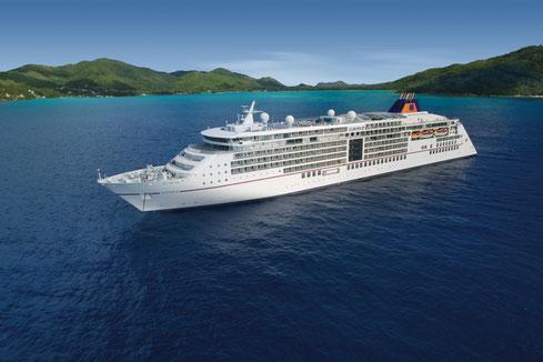 Hapag-Lloyd Cruises veröffentlicht neue Herbst- und Winterreisen der EUROPA 2