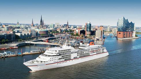 Hapag-Lloyd Cruises schickt viertes Schiff zurück auf die Meere