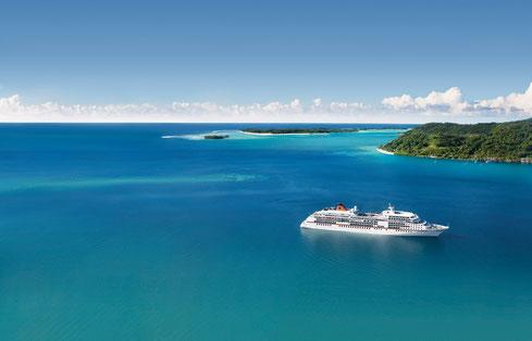 Neue Reisen der Luxusflotte von Hapag-Lloyd Cruises für 2022/2023 veröffentlicht