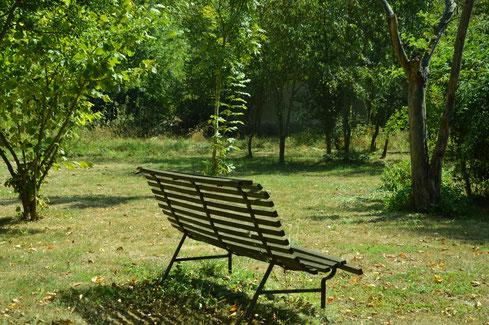 Jardin - association Terres à Vivre