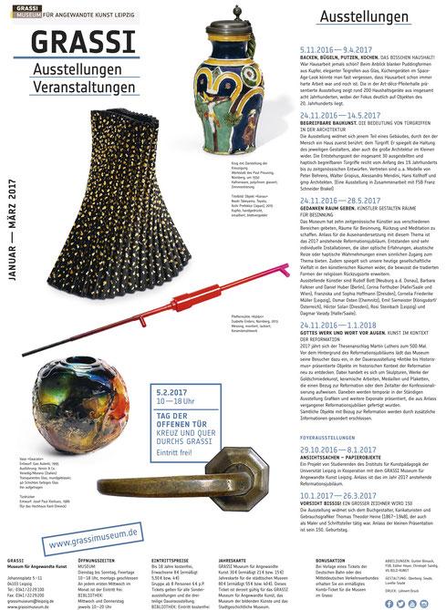 """Ausstellung im Grassimuseum Leipzig, Pfeffermühle Kolibri Teil der Ausstellung """"Das bisschen Haushalt"""""""