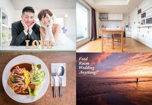 NatsumeticPhotography/レストラン/ウェディングの外注フォトグラファー小関晃典