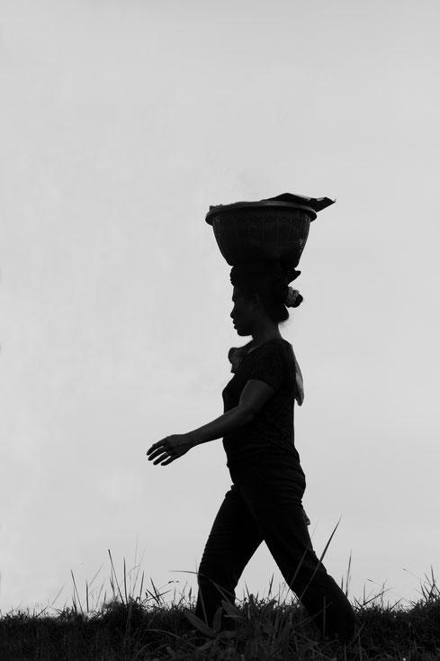 Femme Balinaise
