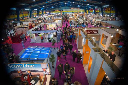 Nivexpo organise, entre autres, la Foire des Expositions de Nevers