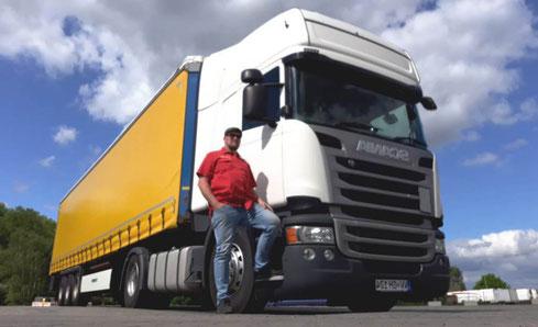 Gerhard Hölzemann Transporte - Spedition aus Rehe im Westerwald