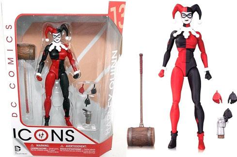 Harley Quinn Icons