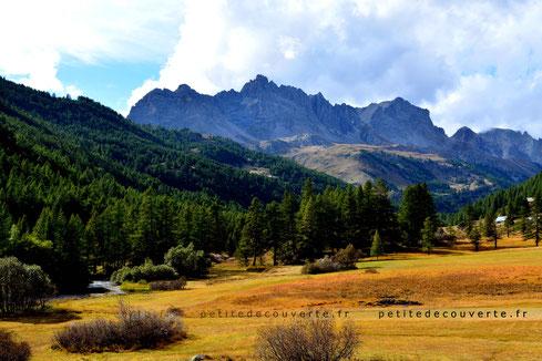 Vallée de la Clarée, Hautes- Alpes, PACA, randonnée, Montagne, nature