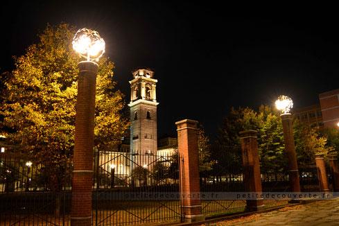 - Parc Archéologique Torri Palatine - Cathédrale Jean-Baptiste de Turin - Turin -