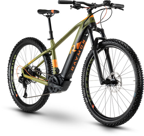 R Raymon Hardray E-Nine - e-Mountainbikes - 2020