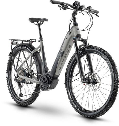 R Raymon Crossray E - Trekking e-Bikes - 2020