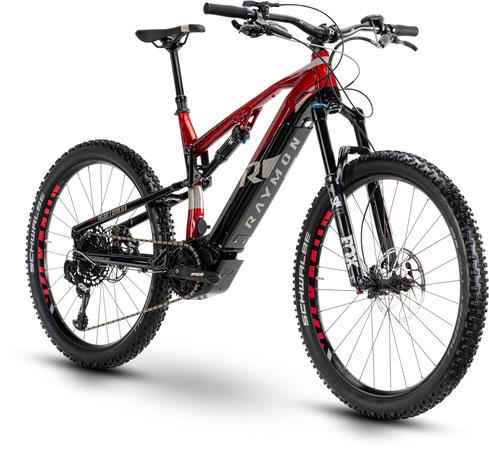 R Raymon FullRay E-Nine - e-Mountainbikes - 2020