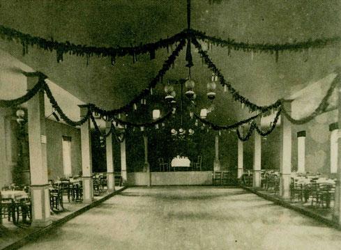 Saal des Schützenhofes
