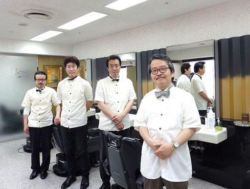 リーガロイヤルホテル(大阪)店 スタッフ紹介写真