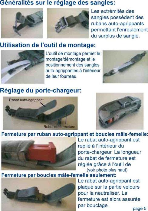 Holster, reglementaire, armee, de, terre, emd, france francaise, française, tactical, etui, pamas, MAC 50,  G1, arme, tta, cuisse, pa,