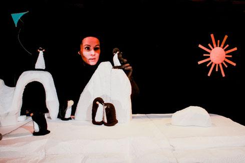 Spectacle théâtre enfants marionnettes Bruxelles