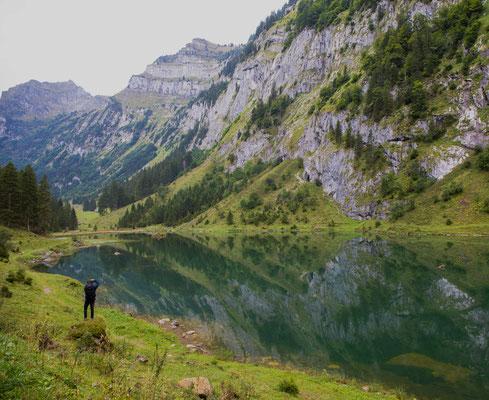 Talalpsee Glarus Unescosardona