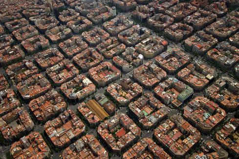 Пасео-де-Грасиа  - самый фешенебельный проспект Барселоны