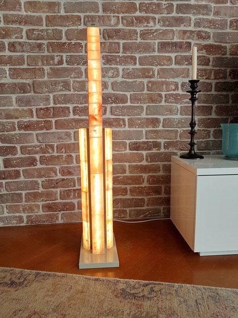 3-fach LED Leuchte mit Touch-Dimmer