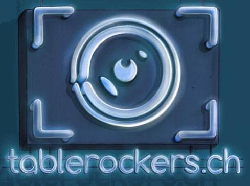 Tablerockers.ch Logo 2018