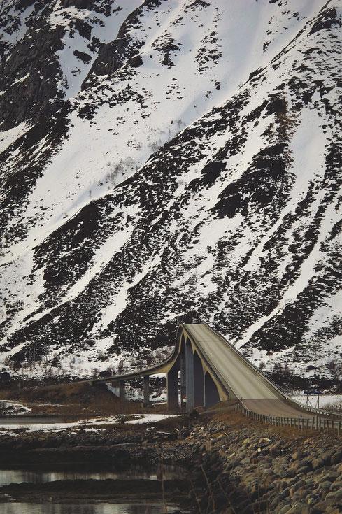 norvege lofoten route pont