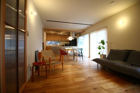 家具の家長期優良認定リノベ