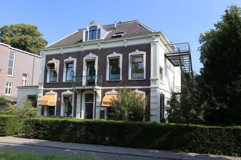 Herenhuis Peronnik Utrechtseweg 119 Zeist gemeentelijk monument