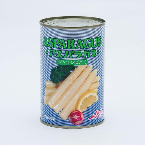 ホワイトアスパラガス,ストー中国産アスパラガスホワイトLMS,ストー缶詰株式会社